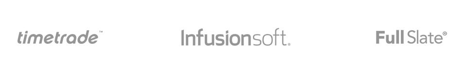 Infusionsoft TimeTrade Full Slate TimeFusion